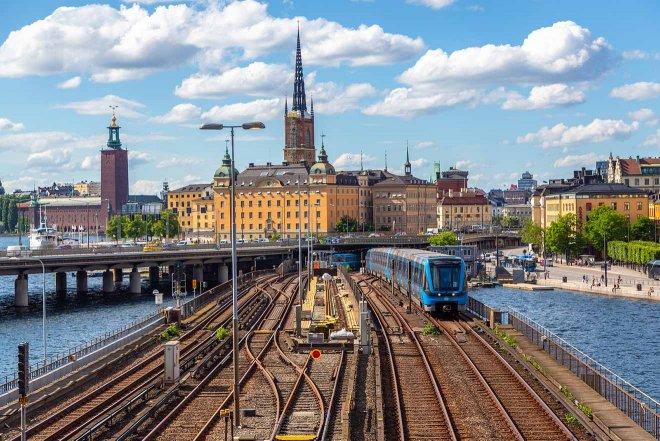 metro, suecia