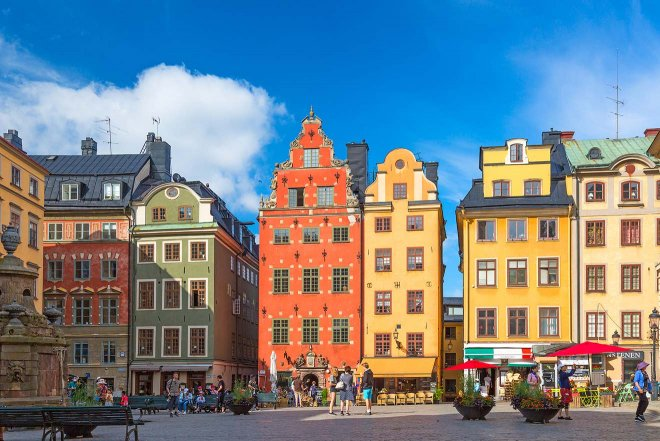 casas en suecia