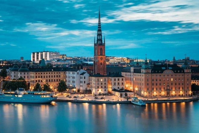 lugares para visitar en Estocolmo