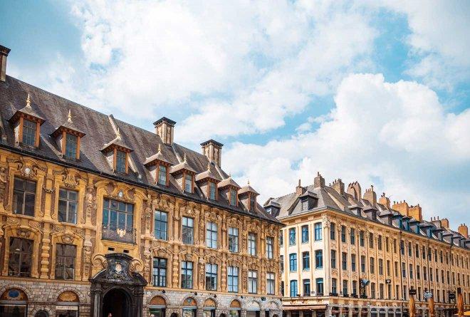 Casco antiguo de Lille