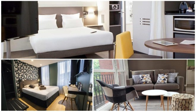 hoteles lille