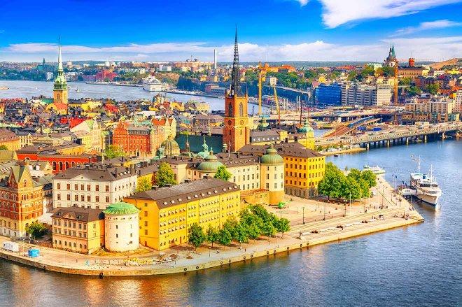 Casco antiguo de Estocolmo