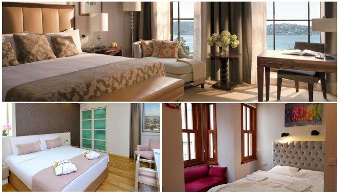 Hoteles económicos en Estambul
