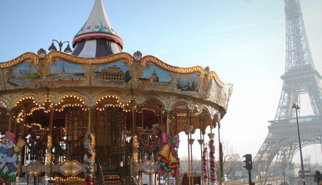 Paris divertido