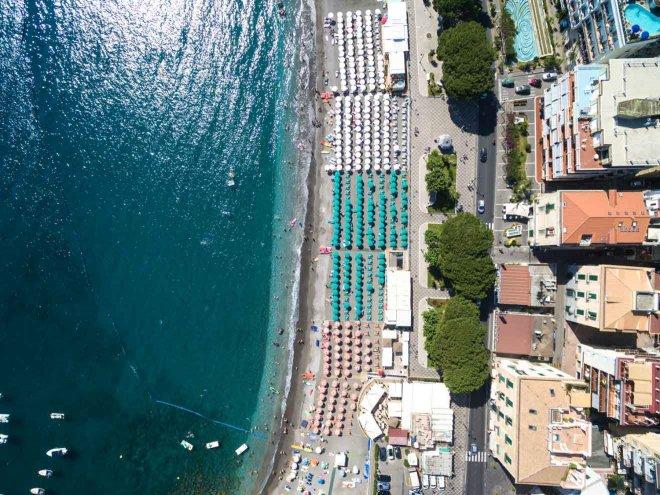 Playa amalfi