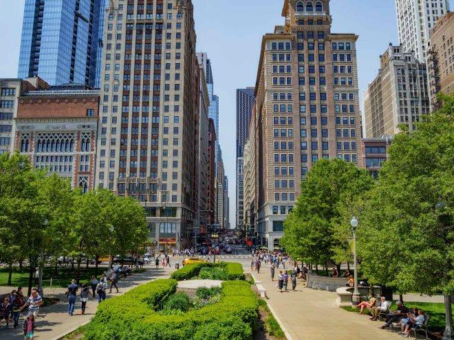 edificios de chicago