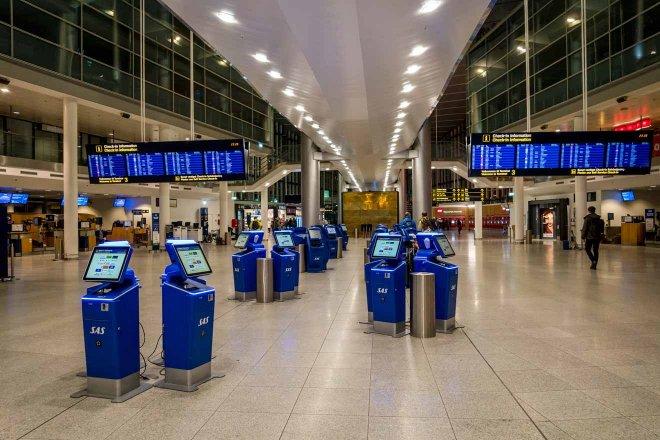 Aeropuerto de dinamarca