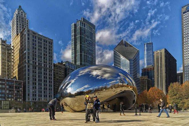 escultura de chicago
