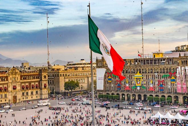 palacio presidencial mexico