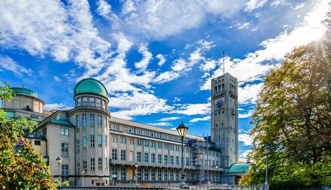 mejor lugar para alojarse en Munich