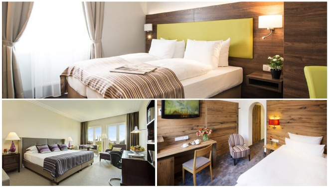 mejor hotel en Munich mejores hoteles en el centro de Munich