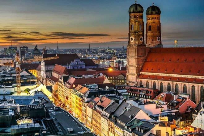Vida nocturna de Munich