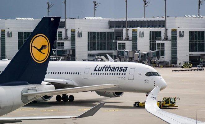 Lufthansa Munich