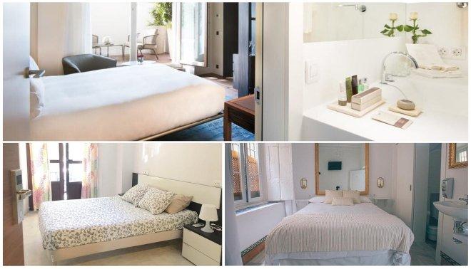 Los mejores hoteles en Sevilla España