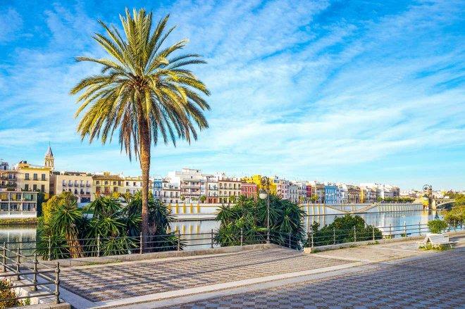 Paisaje urbano de Sevilla