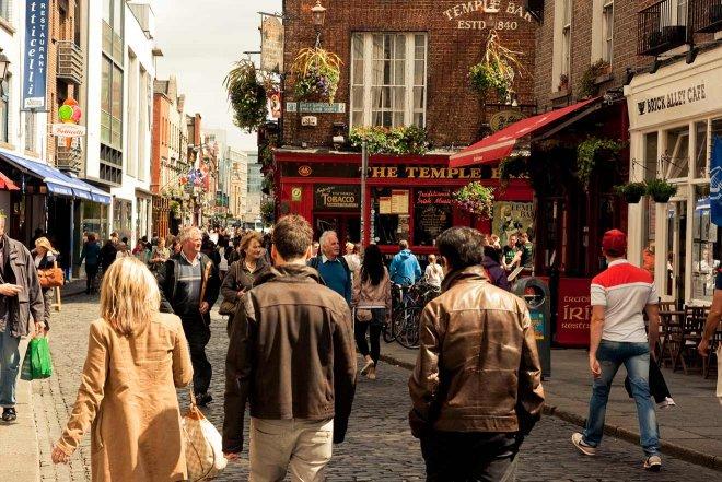 gente de irlanda