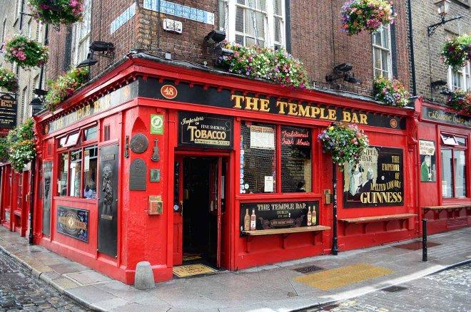 famoso bar en Irlanda