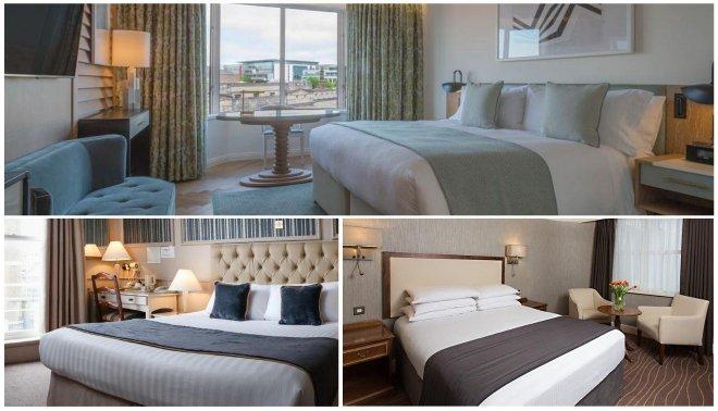 Hoteles con encanto Dublín