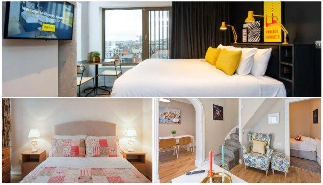 los mejores hoteles en dublín irlanda visitar dublín