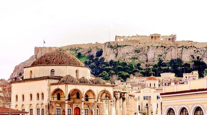 dónde alojarse en Atenas con la familia