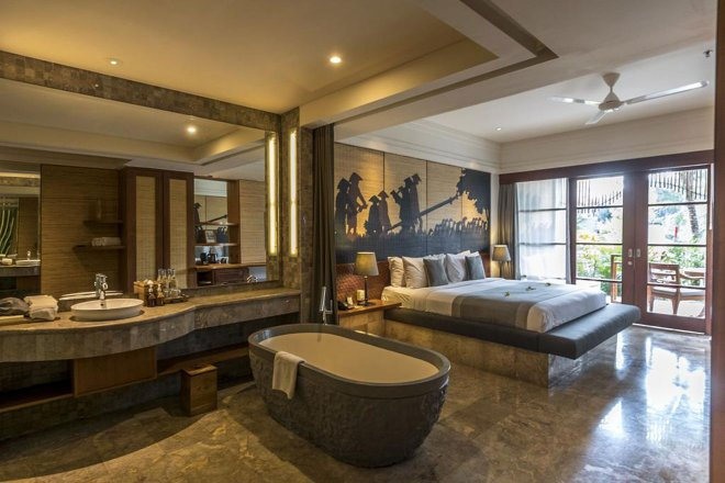 bali ubud resorts