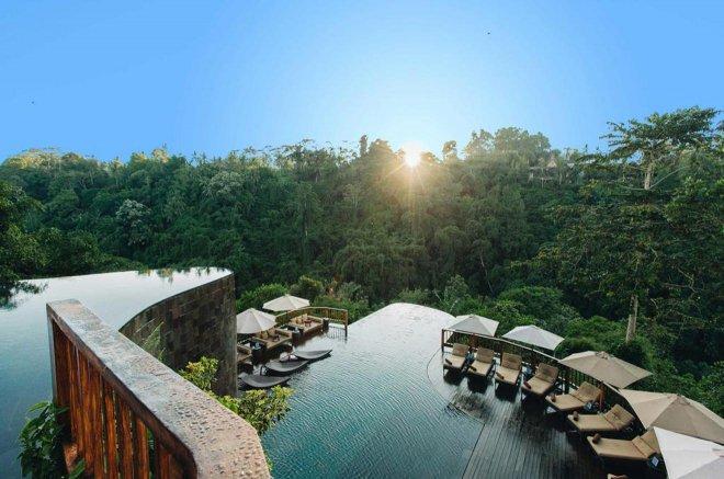 El mejor lugar para alojarse en Bali para parejas