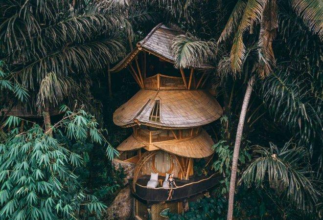 hoteles en ubud indonesia