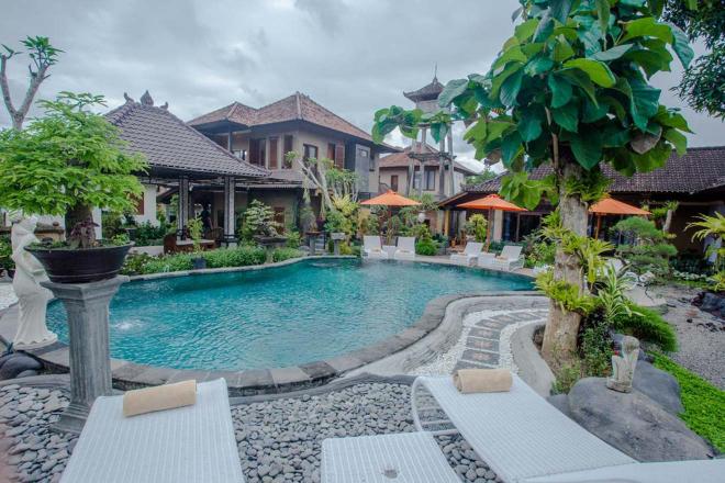 Los mejores hoteles de lujo en Bali