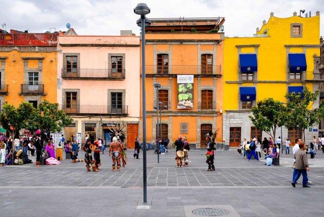 donde alojarse en la ciudad de México