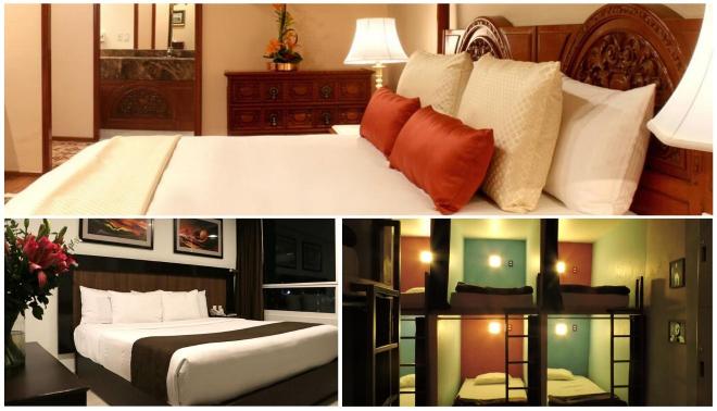 Los mejores hoteles en Ciudad de México