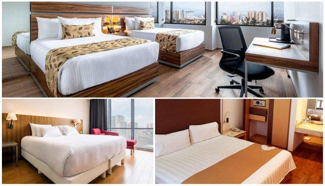 Los mejores hoteles en la Ciudad de México
