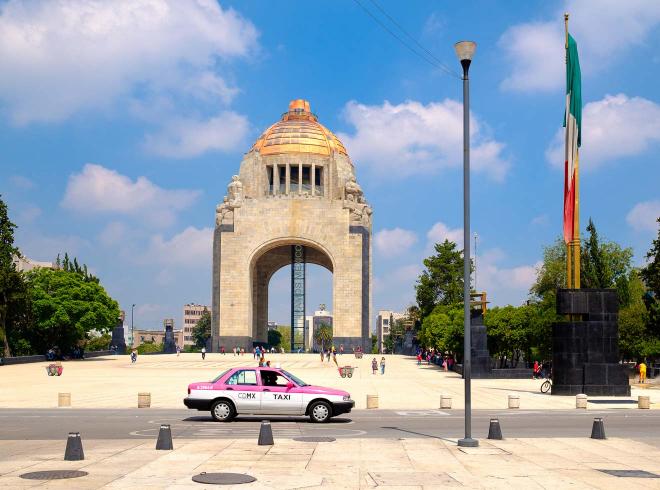 monumento de la ciudad de mexico