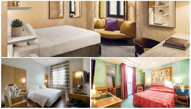 Hoteles económicos en Milán