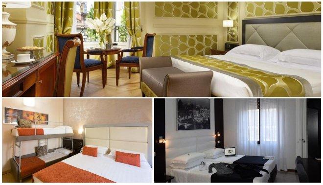 Hoteles de 5 estrellas en el centro de Milán