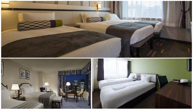 Osaka hoteles Japón