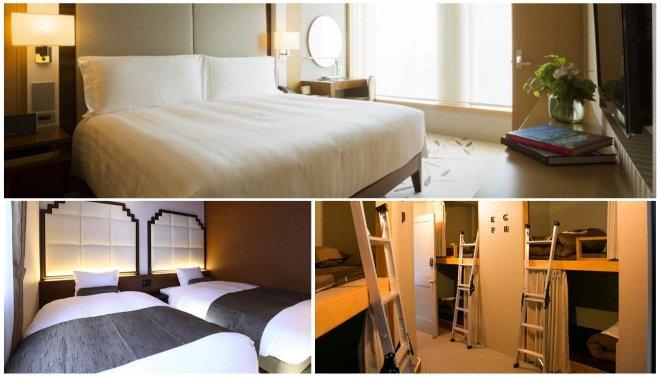 Hoteles baratos en Osaka