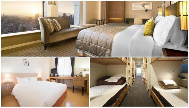 Osaka Youth Hostel