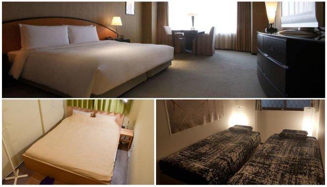 hotel de negocios en osaka