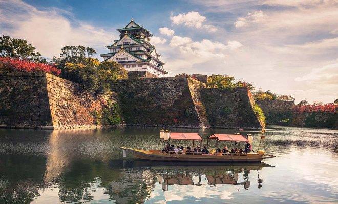 osaka japón agua