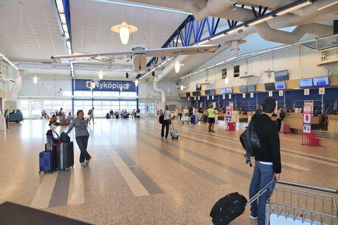 aeropuerto sueco