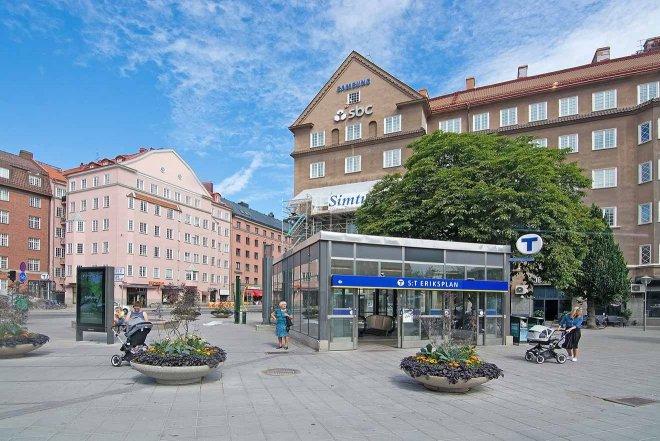 Estocolmo debe ver