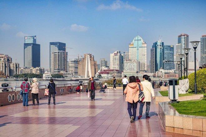 barrios de Shangai