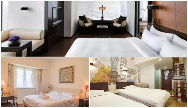 Hoteles bund de Shanghai