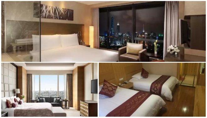 apartamentos de Shangai
