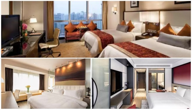 hotel apartamento shanghai