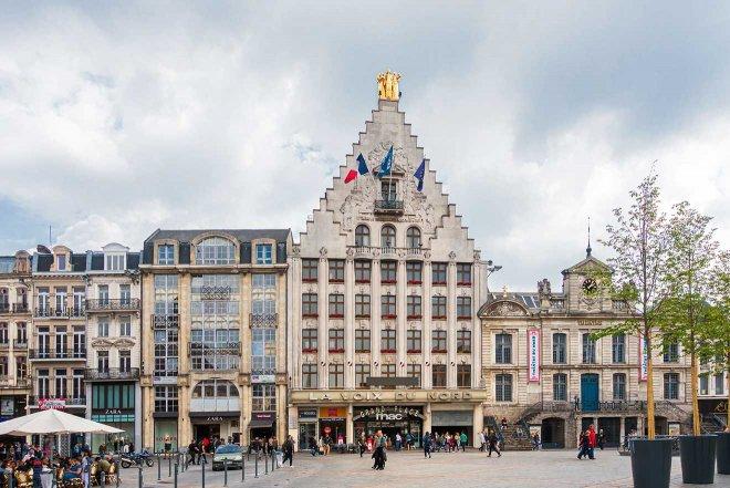 Lugares turísticos Lille