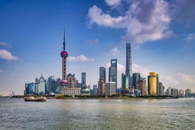 viaje a shanghai
