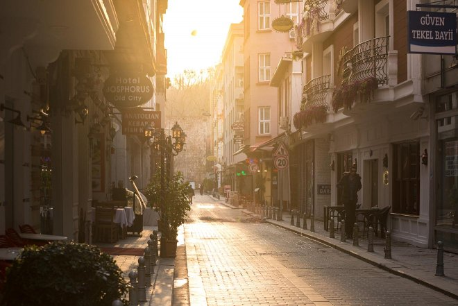 calle estambul