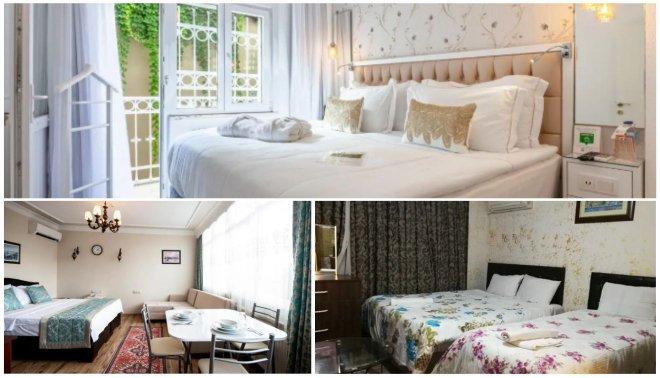 mejores hoteles en el casco antiguo de Estambul