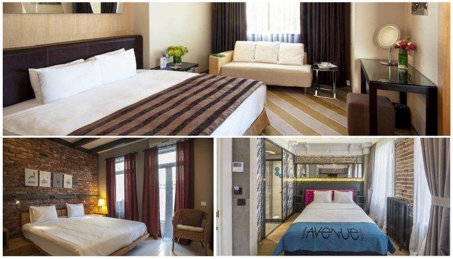 Los mejores hoteles en Estambul para familias